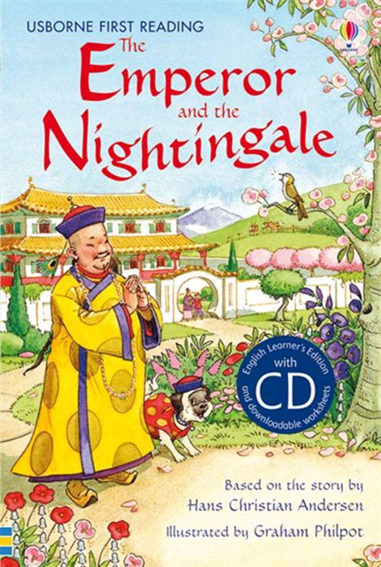 """The Emperor and the Nightingale"""" at Usborne Children's Books"""