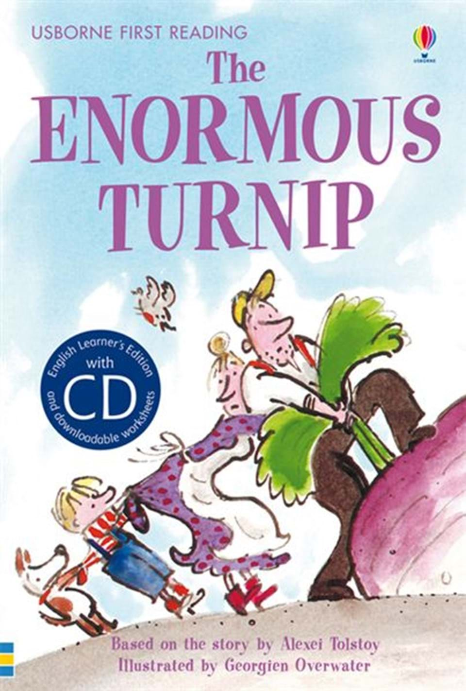 """Workbooks the enormous turnip worksheets : The Enormous Turnip"""" at Usborne Books at Home"""