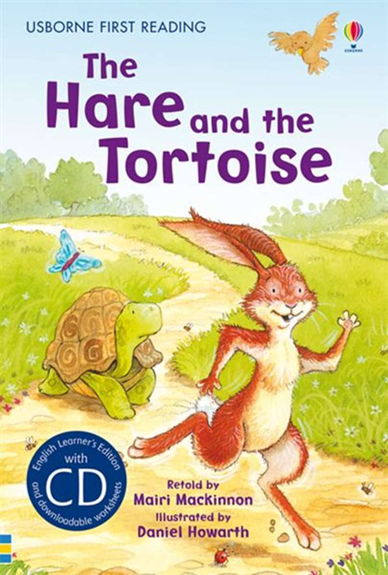 The Hare And The Tortoise At Usborne Children S Books