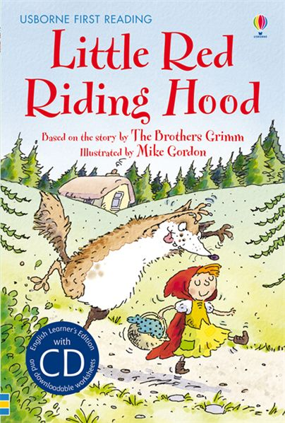 little red riding hood free online book