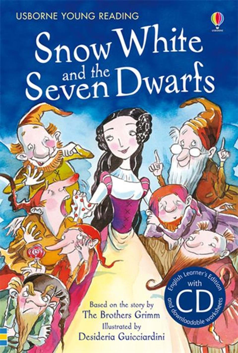 �snow white and the seven dwarfs� at usborne books at home