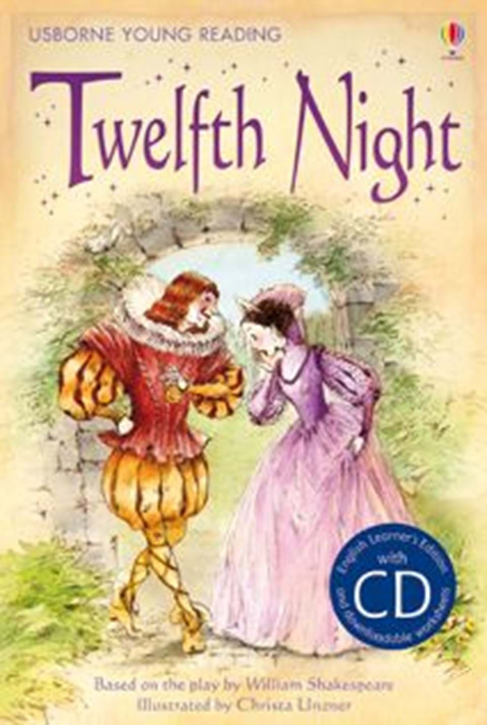 "Twelfth Night"" at Usborne Children's Books"