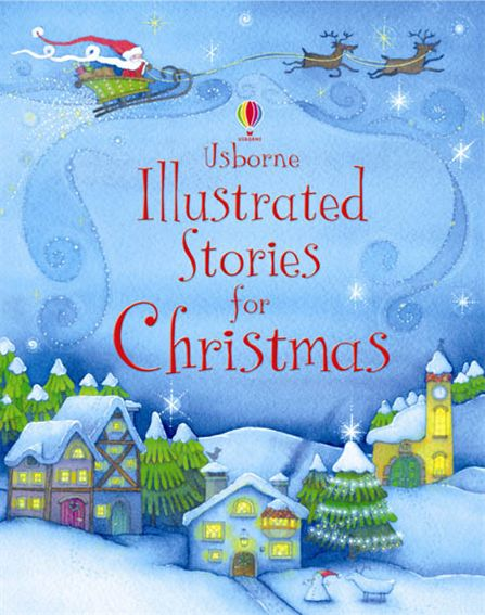 """Illustrated stories for Christmas"""" at Usborne Books at Home"""