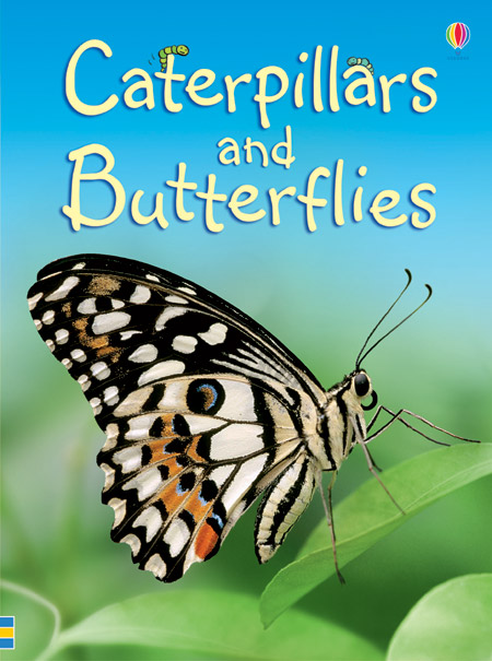 """Caterpillars and butterflies"" at Usborne Books at Home"