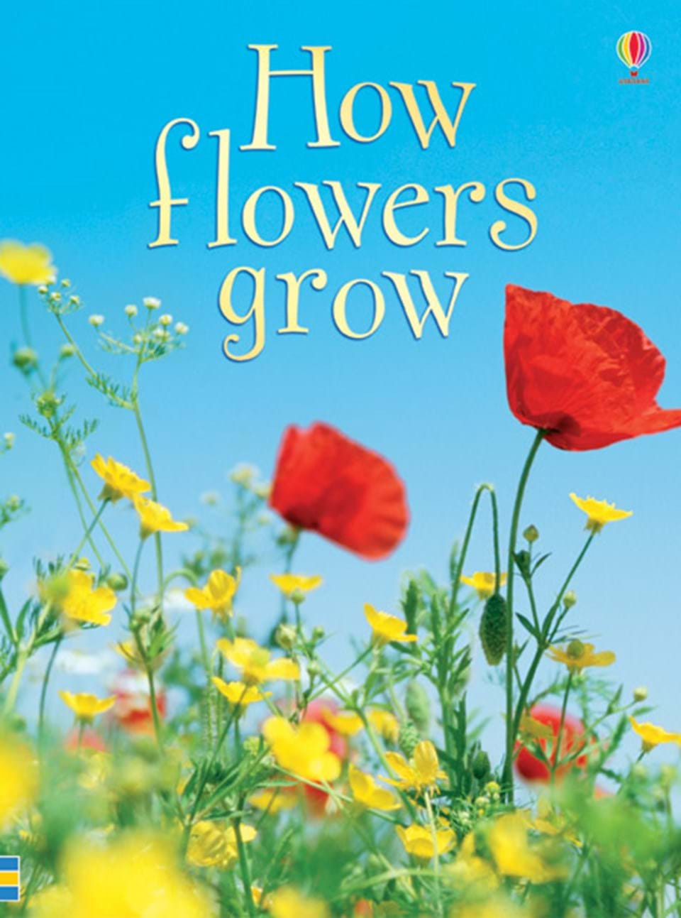 """how flowers grow"""" at usborne books at home, Natural flower"""