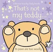 That's not my teddy...