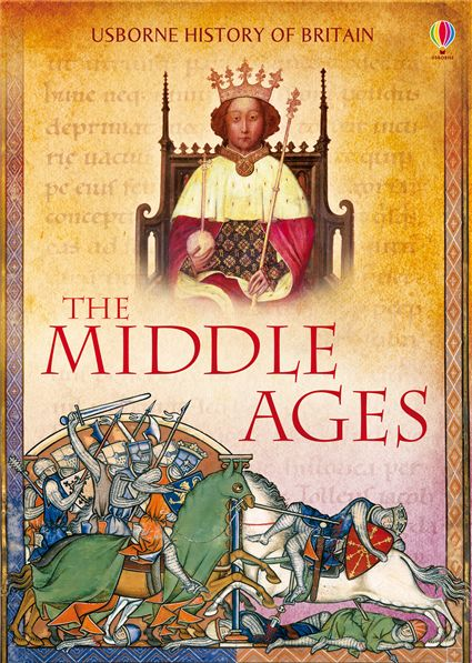 Middle age makeup history book