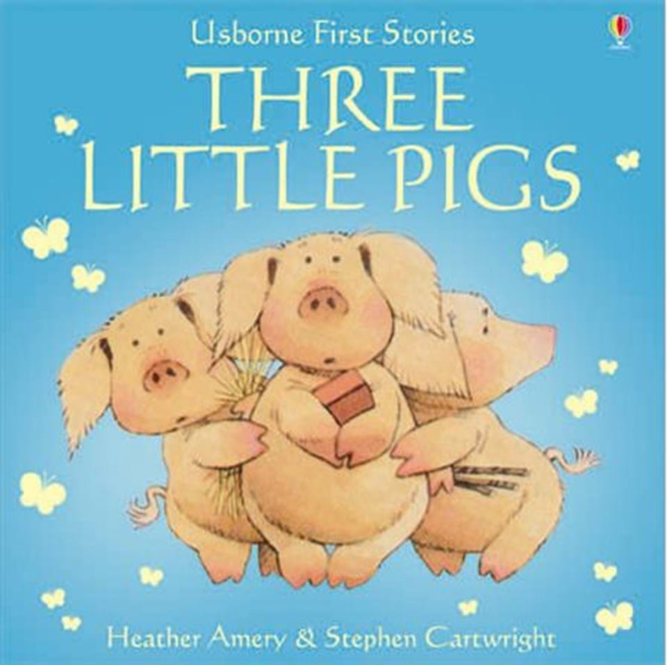 The Three Little Pigs at Usborne Books at Home