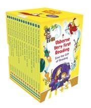 Very First Reading boxed set with slipcase