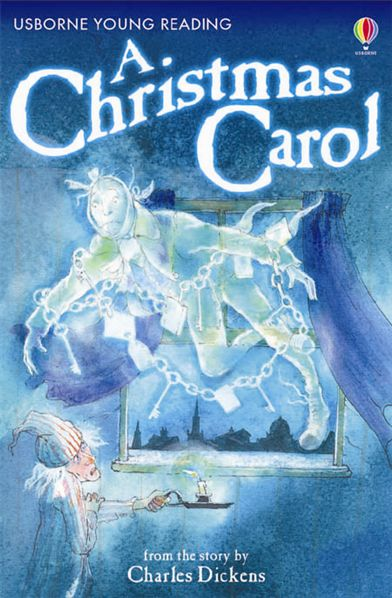 """A Christmas Carol"" at Usborne Children's Books"
