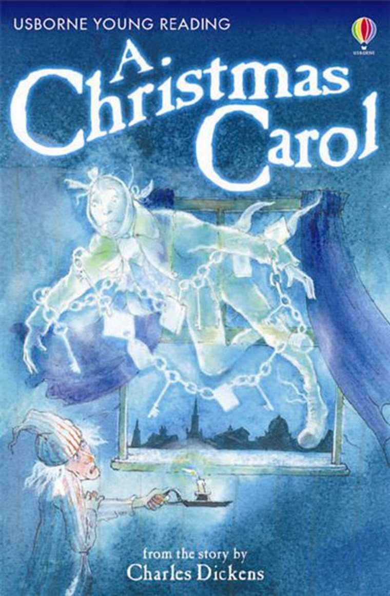 Christmas Carol.A Christmas Carol At Usborne Children S Books