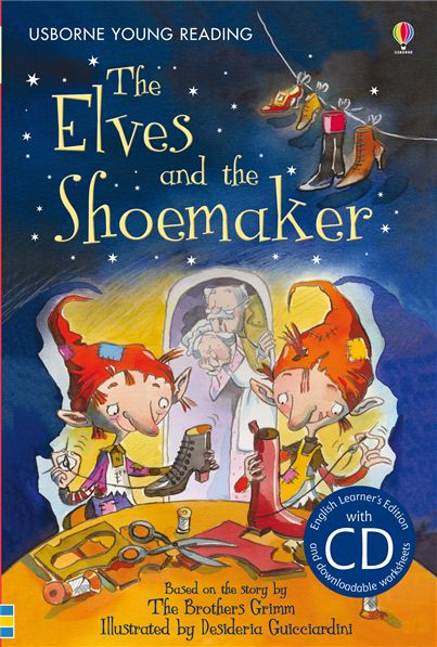 the elves and the shoemaker pdf