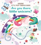 'Are you there little unicorn?' book cover