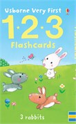 '123 flashcards' book cover