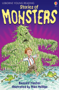 'Stories of monsters' book cover
