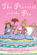 'The Princess and the Pea' book cover