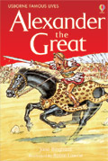 'Alexander the Great' book cover