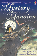 'Mystery Mansion' book cover
