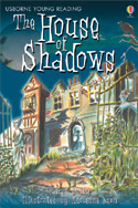 'The house of shadows' book cover