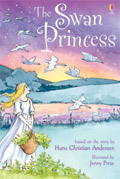 'The Swan Princess' book cover
