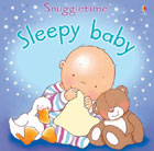 'Sleepy baby' book cover