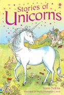 'Stories of unicorns' book cover