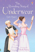 'The revealing story of underwear' book cover