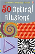 '50 optical illusions' book cover