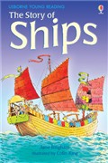 'The story of ships' book cover