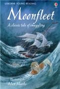 'Moonfleet' book cover