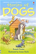 'Stories of dogs' book cover