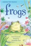 'Frogs' book cover