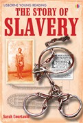 'The story of slavery' book cover