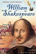 'William Shakespeare' book cover