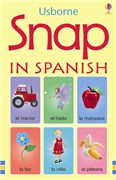 'Snap in Spanish' book cover