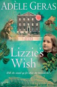 'Lizzie's Wish' book cover