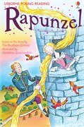 'Rapunzel' book cover