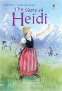 'The story of Heidi' book cover