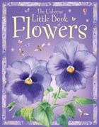 'Little book of flowers' book cover