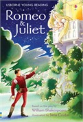 'Romeo and Juliet' book cover