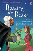 'Beauty and The Beast' book cover