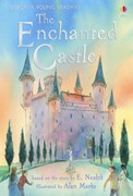 'The Enchanted Castle' book cover