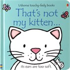 'That's not my kitten...' book cover