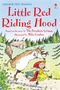 'Little Red Riding Hood' book cover