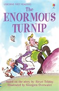 'The Enormous Turnip' book cover