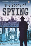 'The story of spying' book cover
