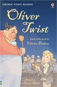 'Oliver Twist' book cover
