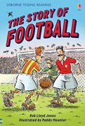 'The story of football' book cover