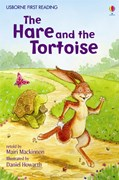 'The Hare and the Tortoise' book cover