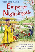 'The Emperor and the Nightingale' book cover
